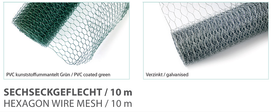 hexagon wire mesh